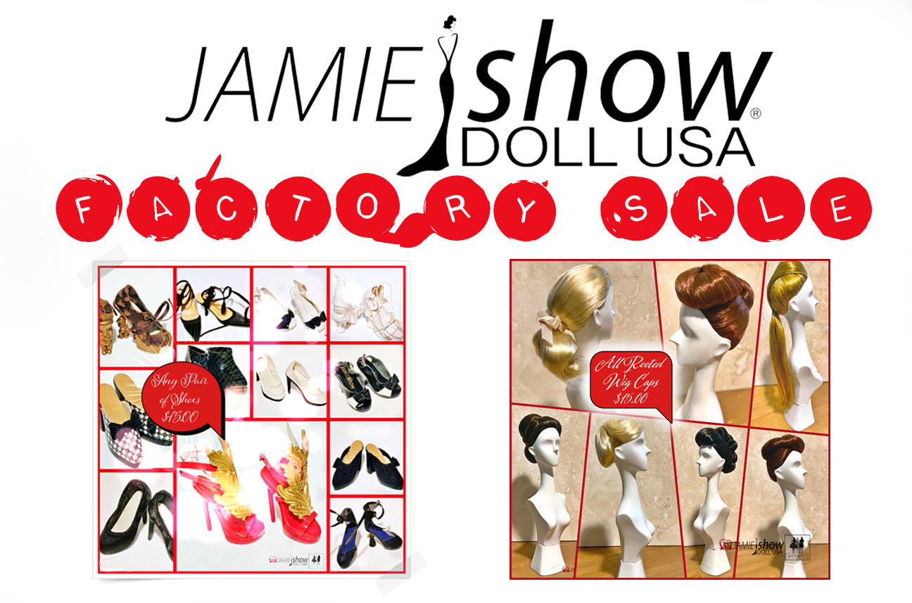 JAMIEshow Factory Sale