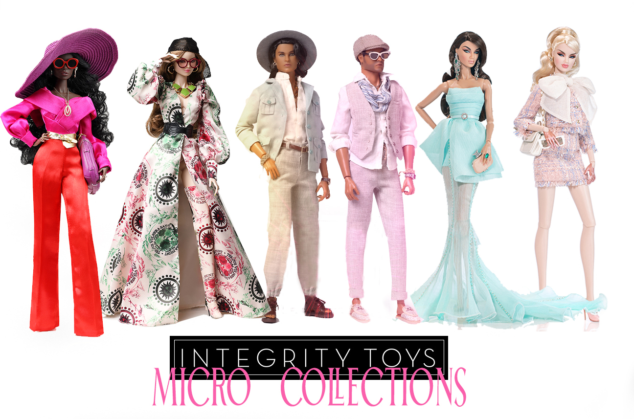 Integrity Toys Micro Collection 2020