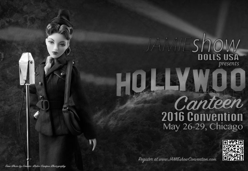 "JAMIEshow Convention ""Hollywood Canteen"""