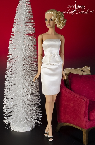 Holiday Cocktail Dress Collection No1