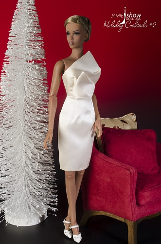 Holiday Cocktail Dress Collection No2