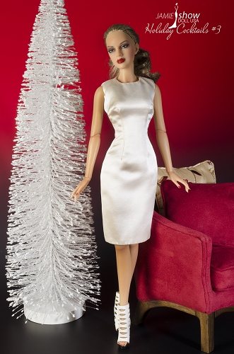 Holiday Cocktail Dress Collection No3