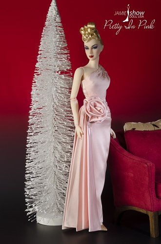 Holiday Dress Collection Pretty in Pink