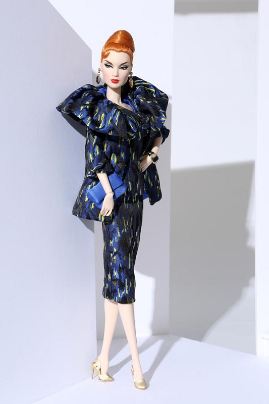 Blue Gold Victoire Roux Doll The East 59th