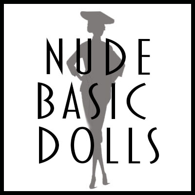 BASIC NUDE DOLLS