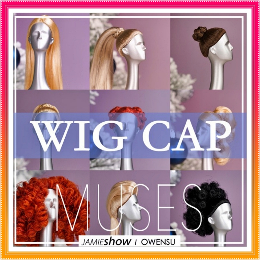 MUSES WIG CAPS