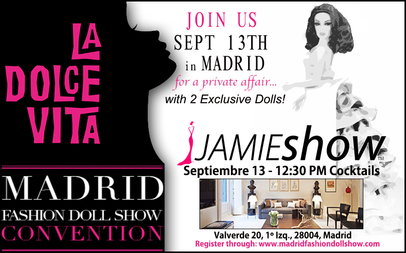 Madrid Fashion Doll Convention