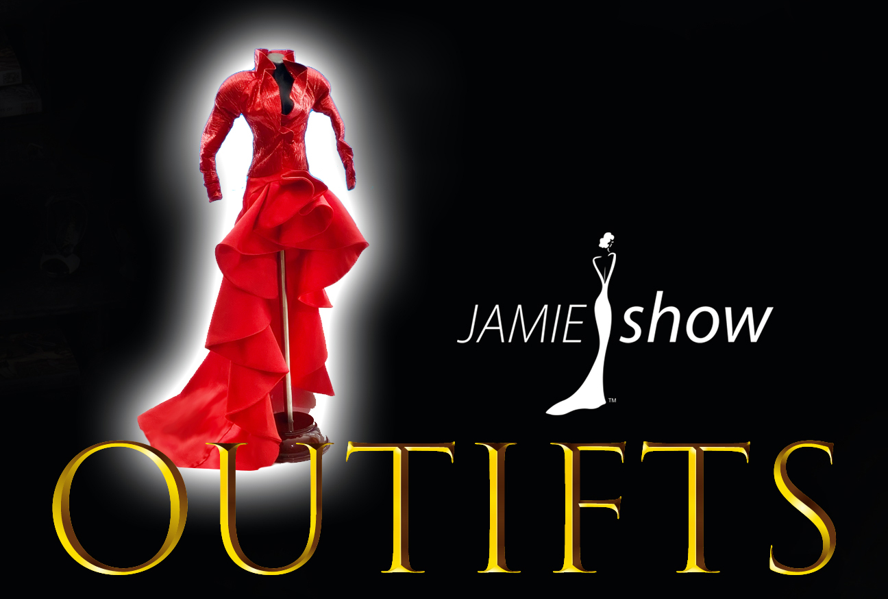 Outfits and Gowns JAMIEshow Dolls