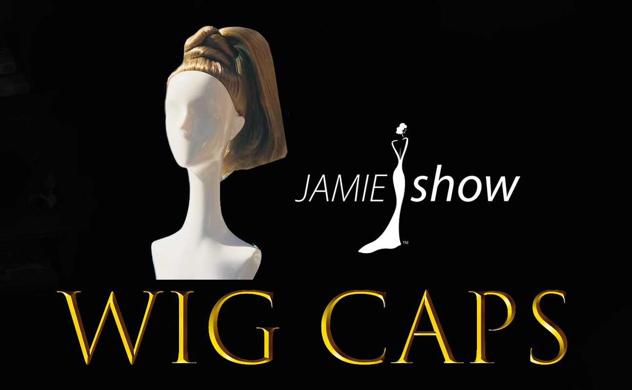 JAMIEshow Rooted Head Caps