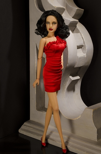 "Demi Couture Ginnie 12"" Doll"