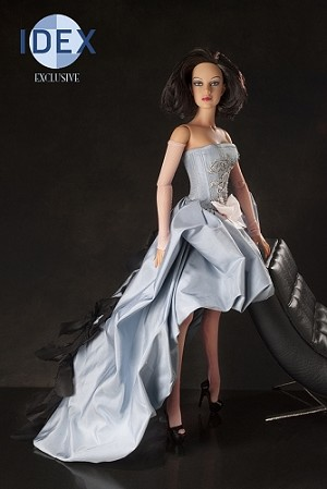 2012 JAMIEshow Convention, Figaro Dress (Pre-Order Item. Late May Delivery)