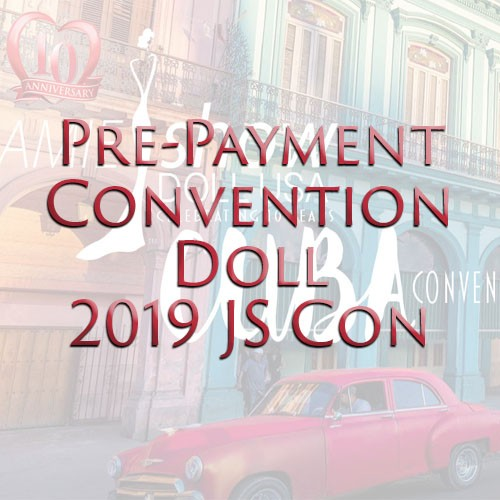 2019 Convention Companion Doll(s)