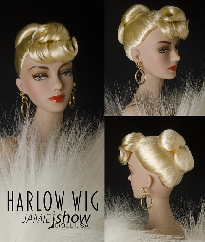JAMIEshow Harlow Rooted Wig Cap