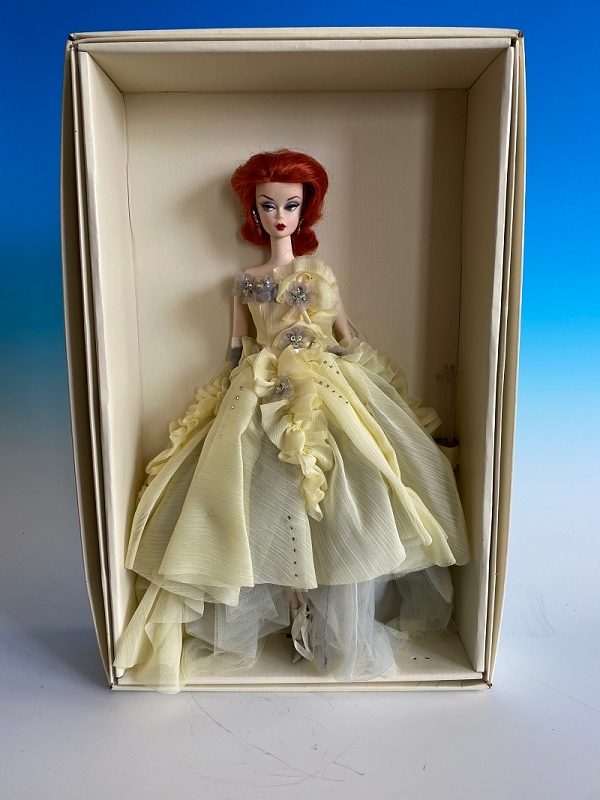 Gala Gown Barbie Doll BFMC