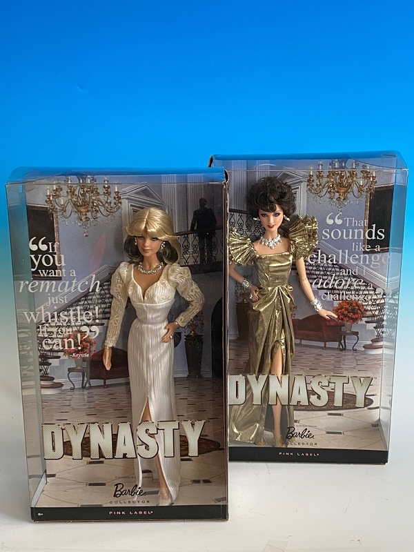 Dynasty Doll Collection Krystle and Alexis