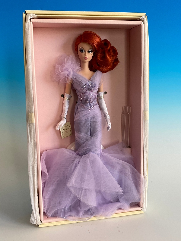 Lavender Luxe  Barbie Doll Silkstone BFMC